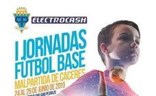 Últimos días para inscribirse en las I Jornadas Fútbol Base de Malpartida de Cáceres