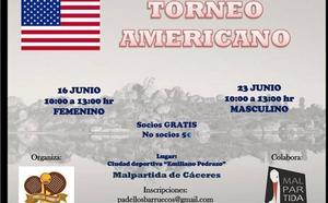 Pádel Los Barruecos da la bienvenida al verano con un Torneo Americano