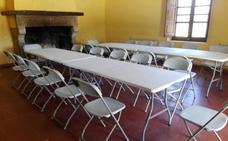 Los albergues municipales estrenan mobiliario