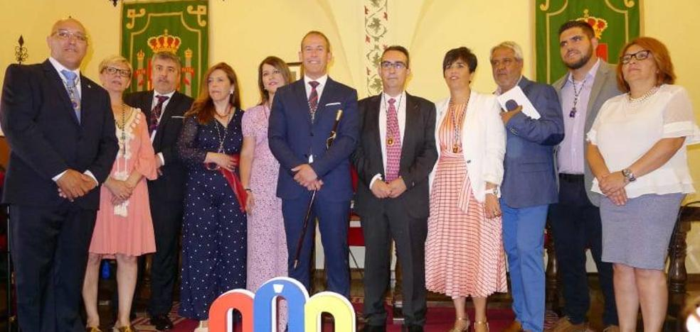 Alfredo Aguilera, alcalde de Malpartida de Cáceres por tercera legislatura consecutiva