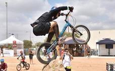 El malpartideño Daniel Blanco logró un top 15 en el campeonato de España de Trial