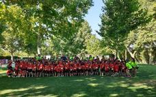 En marcha la nueva edición de 'La Tirolina', con 150 niños inscritos
