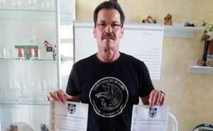 Eugenio Bravo se proclamó campeón provincial y regional de tiro al plato