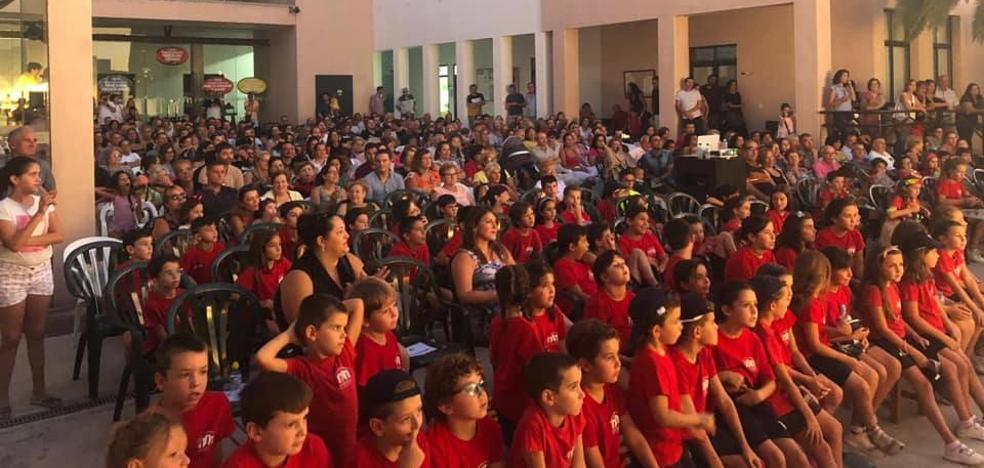 Clausurada la Escuela de Verano de Malpartida de Cáceres del verano 2019