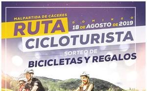 Hoy domingo se celebra la Ruta Cicloturista