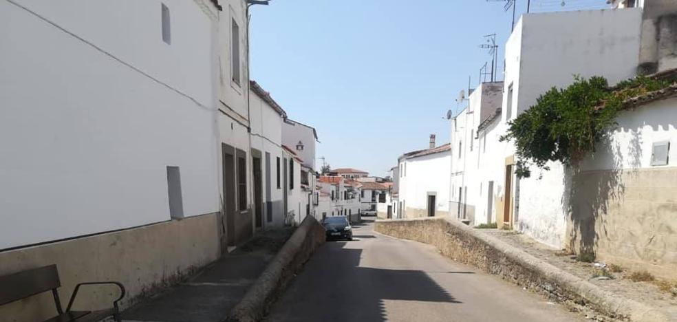 El próximo lunes comienzan las obras de mejora y saneamiento en la calle Agapita