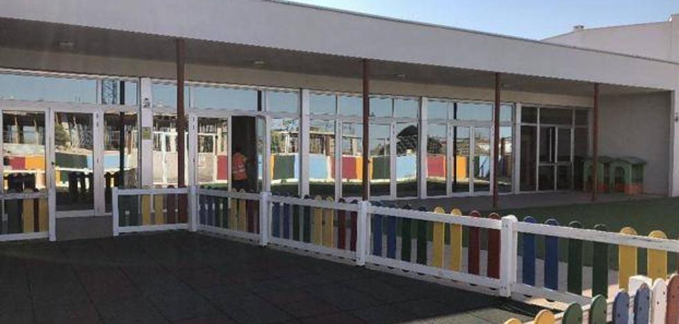 El plazo para solicitar las becas de Educación Infantil y de la Guardería estará abierto hasta el 9 de septiembre