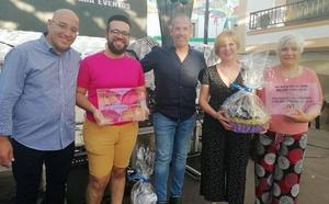 La coca de carrillera con mermelada de cebolla y reducción de Pedro Ximénex', del Bar la Piscina, Mejor Tapa 2019