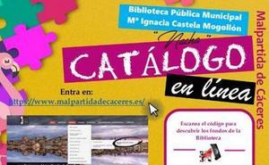 Malpartida de Cáceres pone en marcha la consulta online de los fondos de su Biblioteca