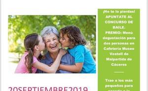 El Centro de Día de Malpartida de Cáceres celebra el Día Mundial del Alzheimer con varias actividades