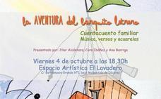 El Lavadero organiza un cuentacuentos familiar el próximo viernes
