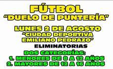 Fútbol 'Duelo de Puntería'