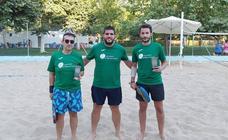 Más de 50 participantes en la I Edición de Pádel Playa organizada por Pádel Malpartida