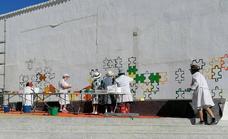 Un mural conmemorará el 25 aniversario de Los Barruecos como Monumento Natural
