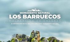 Malpartida de Cáceres celebra el 25 aniversario de la declaración del Monumento Natural Los Barruecos