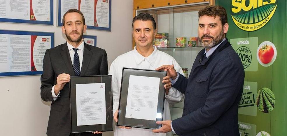 Nestlé ya es «cero residuos» en su fábrica de Miajadas