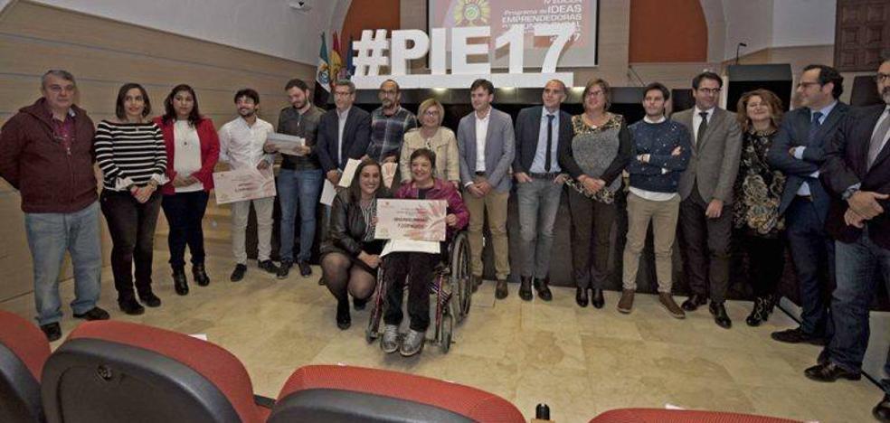 Un proyecto miajadeño resulta finalista de los V Premios Ideas Emprendedoras en el Mundo Rural