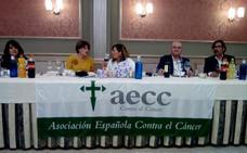 Éxito de convocatoria de la Asociación Española contra el Cáncer miajadeña en su cena anual