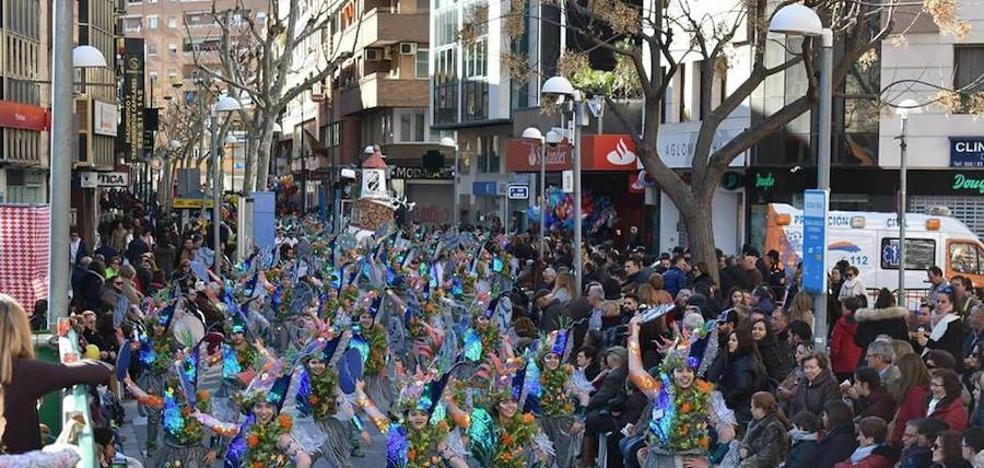 Los Bailongos será la segunda comparsa de la provincia de Cáceres que desfile en Badajoz