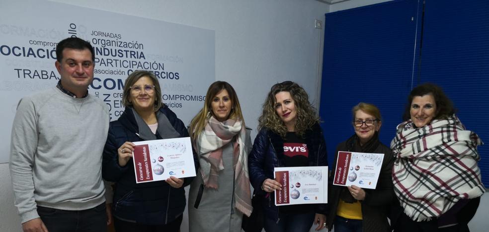 Centro Óptico Miajadas gana el Concurso de Escaparates Navideños