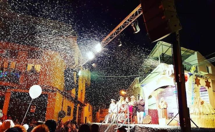 Cabalgata de Reyes 2019