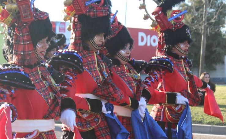 El carnaval toma las calles de Miajadas