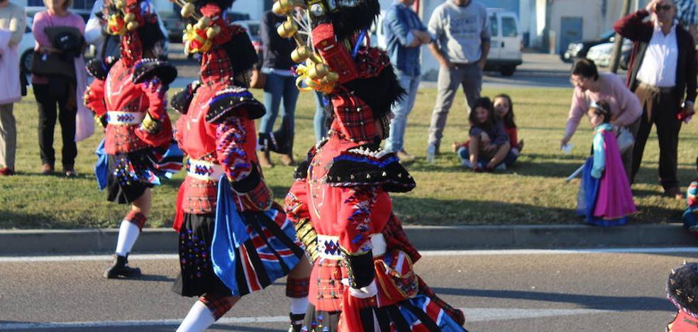 Los Bailongos conquistan el Domingo de Piñata de Ciudad Real