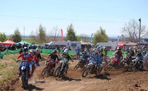 El motocross, gran protagonista del fin de semana en el deporte miajadeño