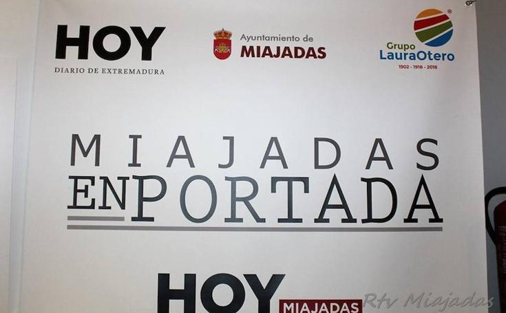 Exposición Miajadas en Portada