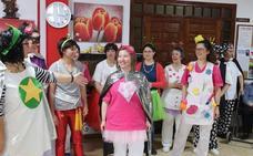 Los 'superpoderes' de la diversión toman la residencia San Martín de Porres
