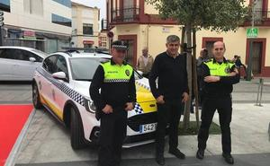 La Policía Local incorpora un nuevo vehículo con un sistema de desfibrilación incluido