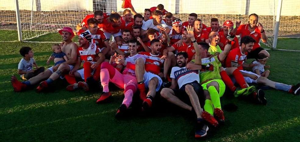 El CD Miajadas vuelve a Tercera División después de cinco años ausente