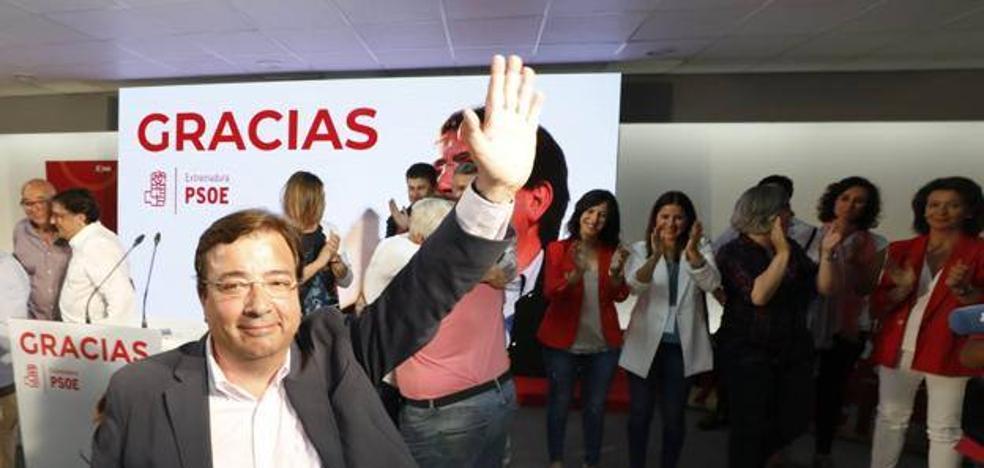El PSOE también es la fuerza más votada en las autonómicas y las europeas