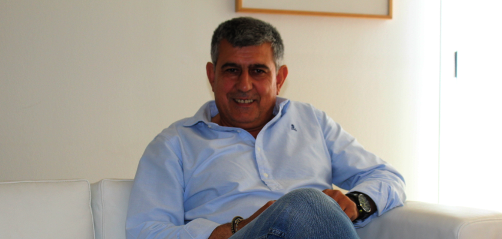 Antonio Díaz y la «responsabilidad» de su primera mayoría absoluta