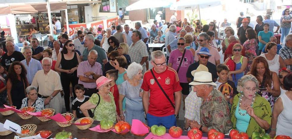 La tercera edición de la Feria del Tomate tendrá lugar del 19 al 21 de julio