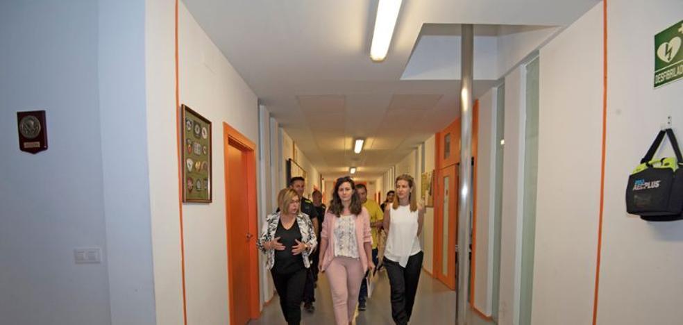 Isabel Ruiz ya ejerce como diputada provincial y prevé un año importante para el SEPEI