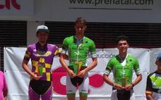 El miajadeño David Correyero se impone en el Gran Premio San Jorge de Cáceres