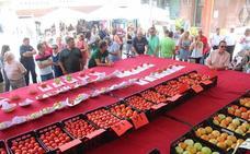Gran éxito de afluencia y participación en la Feria Agroalimentaria 'Tomate de Miajadas'