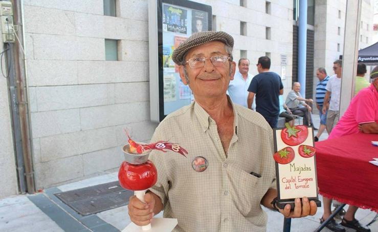 Miajadas celebra la tercera edición de la Feria del Tomate