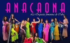 Arranca en Miajadas la nueva edición de Estivalia con la actuación de la Orquesta Femenina de Cuba Anacaona