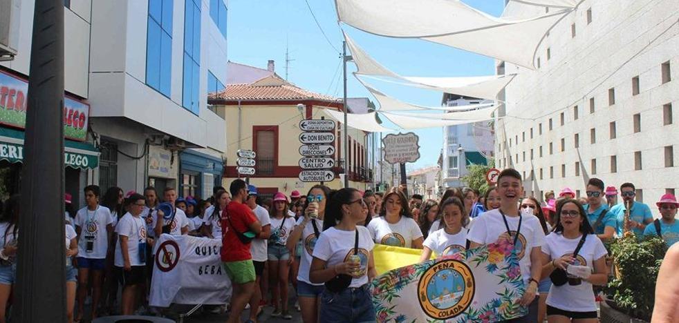 Miles de personas disfrutan de las fiestas de Miajadas en un ambiente festivo y de convivencia