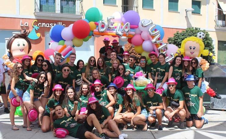 Miles de miajadeños disfrutan de las fiestas de agosto