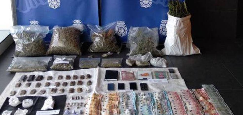 La Policía detiene a un vecino de Miajadas por la venta de drogas