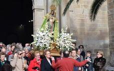Miajadas celebra la semana en honor a su patrona, la Virgen de la Consolación