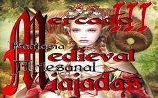La III Edición del Mercado Artesanal «Fantasía Medieval» llega a Miajadas