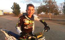 Samuel Tapia, del circuito 'El Piloto' al Allianz Junior Motor Camp de Marc Márquez