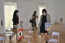 Exposición 'Mujeres artistas: 500 años, 2 décadas'