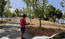 'Raid de aventura' en el parque La Laguna