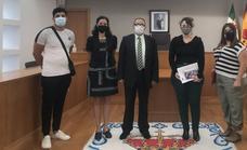 Encuentro entre el Ayuntamiento y la Federación de Asociaciones del Pueblo Gitano Extremeño