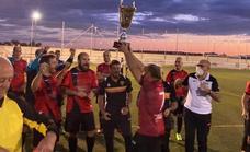 El Transtello Miajadas, campeón de la liga Veteranos AFAS 2020-21